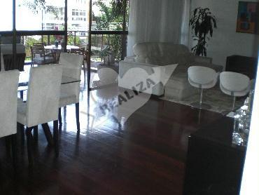 FOTO3 - Apartamento Condomínio JARDIM OCEÂNICO, Avenida Érico Veríssimo,Barra da Tijuca,Rio de Janeiro,RJ À Venda,3 Quartos,210m² - B33169 - 4