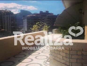 FOTO1 - Cobertura 4 quartos à venda Barra da Tijuca, Rio de Janeiro - R$ 5.100.000 - AB506 - 1