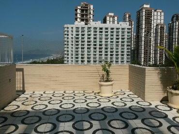 FOTO2 - Cobertura 4 quartos à venda Barra da Tijuca, Rio de Janeiro - R$ 5.100.000 - AB506 - 3