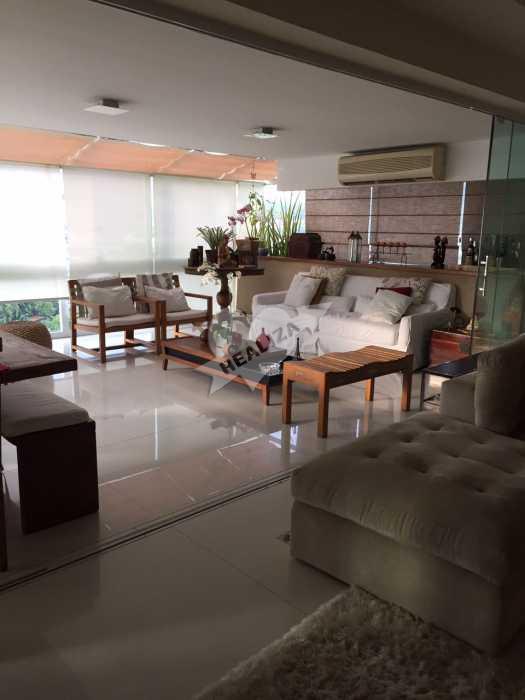 IMG_1998 - Apartamento Condomínio ATLANTICO SUL, Barra da Tijuca,Rio de Janeiro,RJ À Venda,4 Quartos,300m² - B42107 - 1