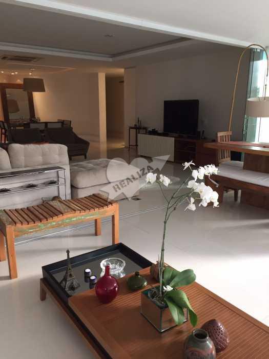 IMG_2004 - Apartamento Condomínio ATLANTICO SUL, Barra da Tijuca,Rio de Janeiro,RJ À Venda,4 Quartos,300m² - B42107 - 8