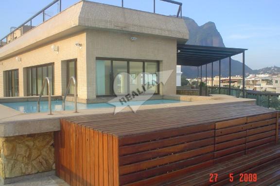 FOTO5 - Cobertura Condomínio JARDIM OCEÂNICO, Barra da Tijuca,Rio de Janeiro,RJ À Venda,5 Quartos,540m² - B51163 - 6