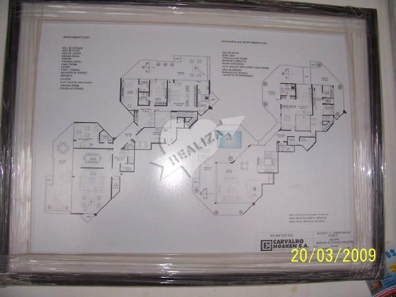 FOTO14 - Cobertura Condomínio ATLANTICO SUL, Barra da Tijuca,Rio de Janeiro,RJ À Venda,4 Quartos,800m² - B51370 - 15