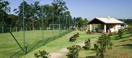 Mini Campo Villa Ravenna - Fachada - Condomínio Villa Ravenna - 1 - 4