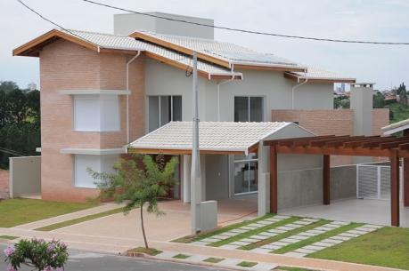 Projetos Villa Ravenna - Fachada - Condomínio Villa Ravenna - 1 - 8