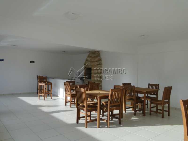 Churrasqueira - Fachada - Edifício Residencial Normandie - 102 - 2