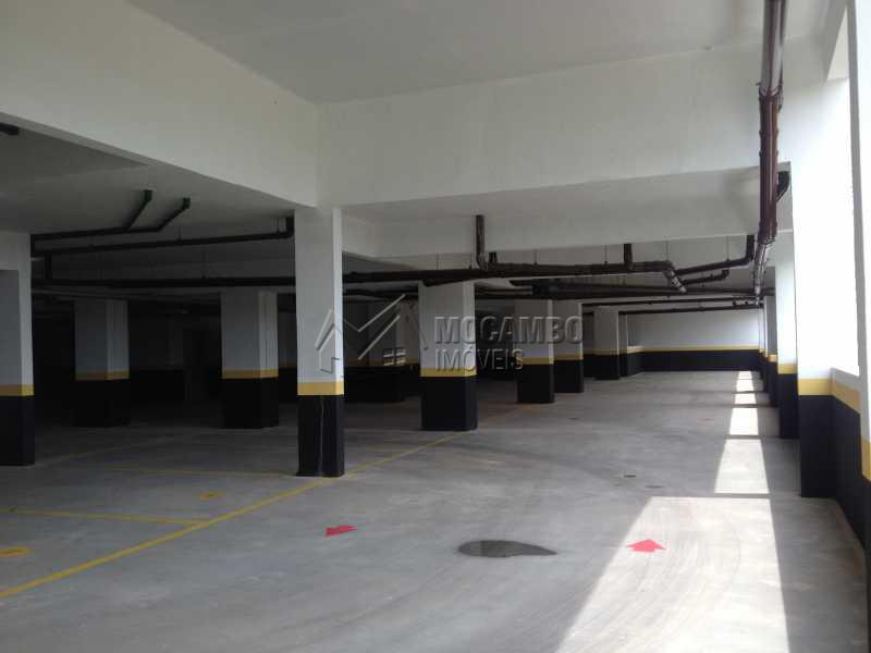 Garagem  - Fachada - Edifício Residencial Espanha - 105 - 6