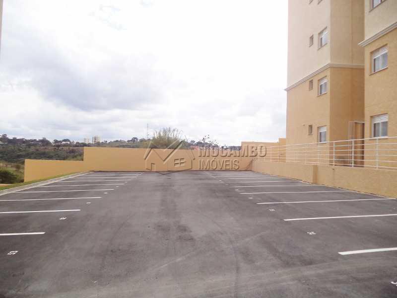 Estacionamento - Fachada - Residencial Villa Itália - 111 - 8