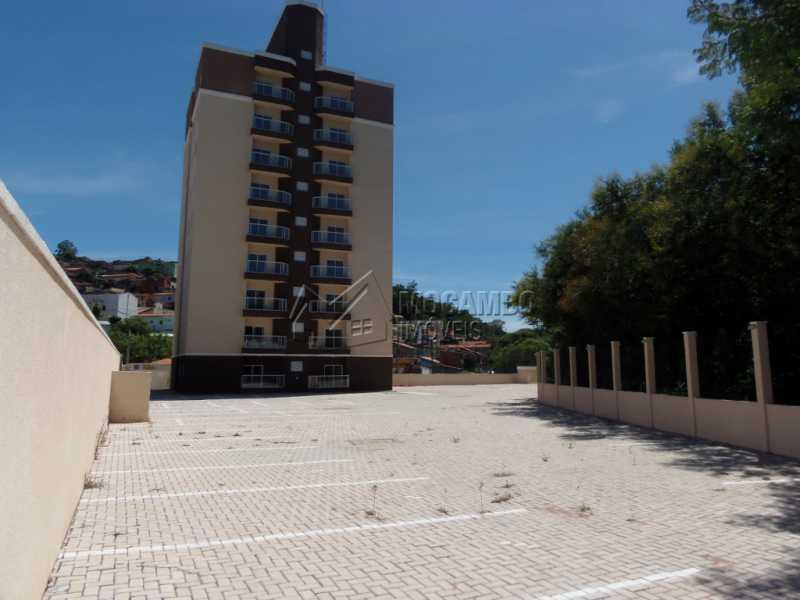 Estacionamento - Fachada - Edifício Residencial Reserva da Mata - 126 - 4