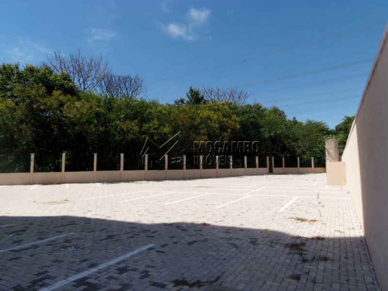 Estacionamento - Fachada - Edifício Residencial Reserva da Mata - 126 - 5