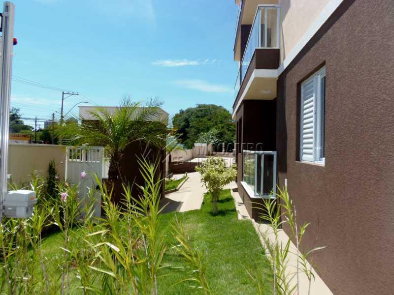 Entrada - Fachada - Edifício Residencial Reserva da Mata - 126 - 7