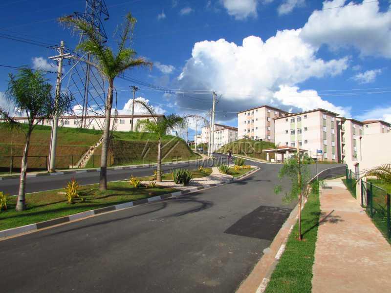 Condomínio - Fachada - Residencial Portal de Itá  - 127 - 3