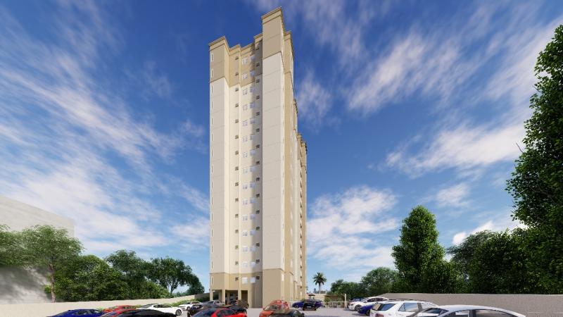Mirante de Itatiba III - Fachada - Edifício Mirante de Itatiba III - 135 - 2