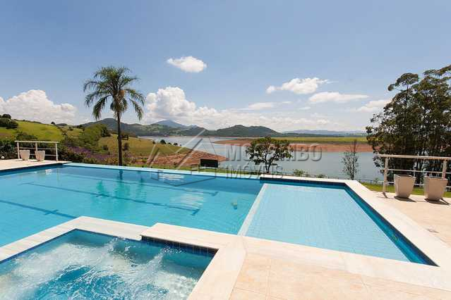 Vista para a represa - Fachada - Porto Jaguary - 43 - 1