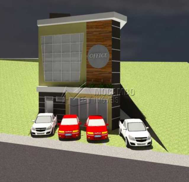 Fachafa frente final - Fachada - Itatiba Hill Office - 64 - 9