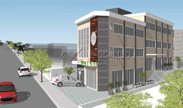 Parte externa lateral - Fachada - Itatiba Hill Office - 64 - 1