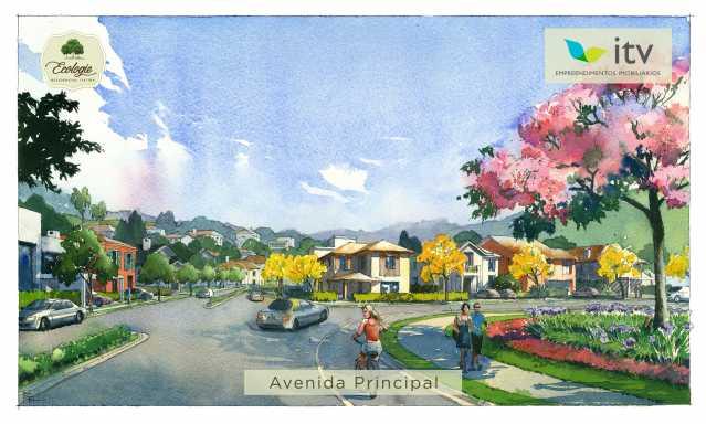 AVENIDA - Fachada - Ecologie Residencial Itatiba - 65 - 4