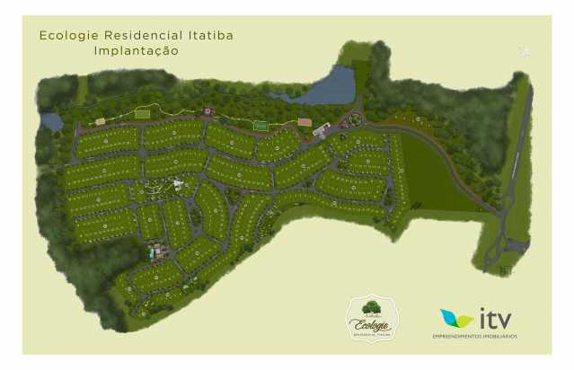 PLANTA - Fachada - Ecologie Residencial Itatiba - 65 - 3