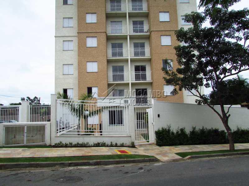 Entrada - Fachada - Edifício Mirante de Itatiba I - 83 - 1