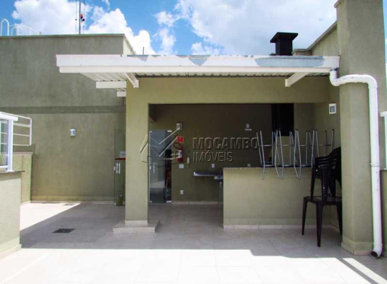Espaço da Churrasqueira - Fachada - Edifício Jardim Nice - 92 - 7