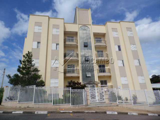 Fachada Edifício Capri - Fachada - Edifício Residencial Capri - 93 - 1
