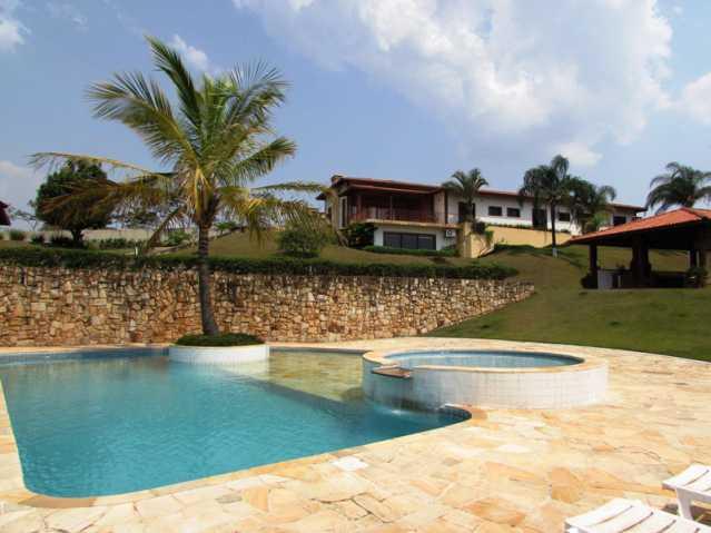 Piscina - Sítio 20000m² à venda Avenida Maritaca,Jundiaí,SP - R$ 2.900.000 - CS40006 - 4