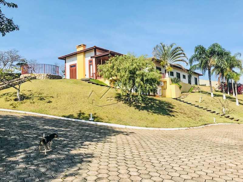 Casa - Sítio 20000m² à venda Avenida Maritaca,Jundiaí,SP - R$ 2.900.000 - CS40006 - 17