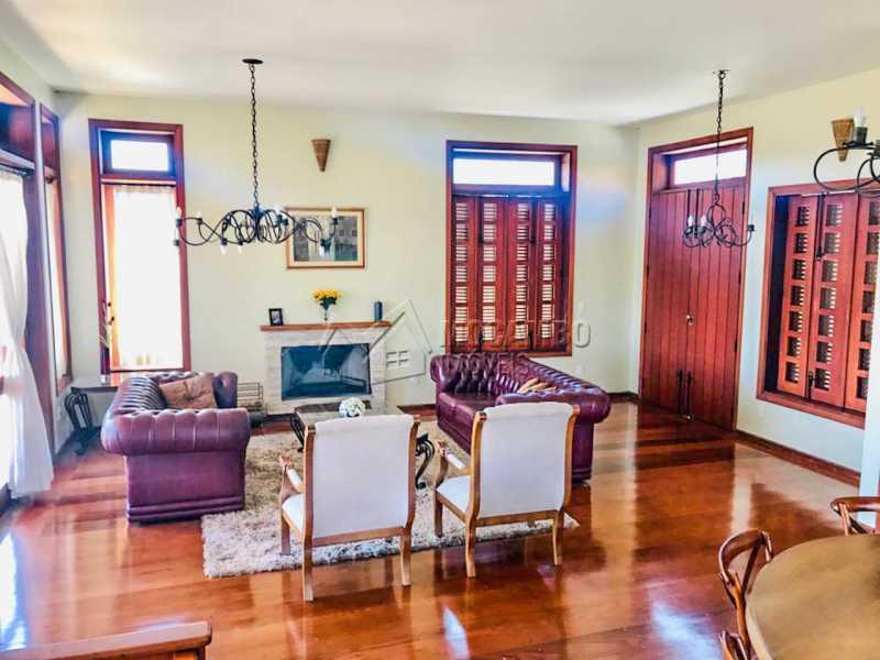 Sala - Sítio 20000m² à venda Avenida Maritaca,Jundiaí,SP - R$ 2.900.000 - CS40006 - 23