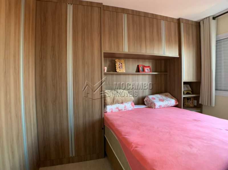 Dormitório  - Apartamento 2 quartos à venda Itatiba,SP - R$ 276.000 - FCAP21234 - 8