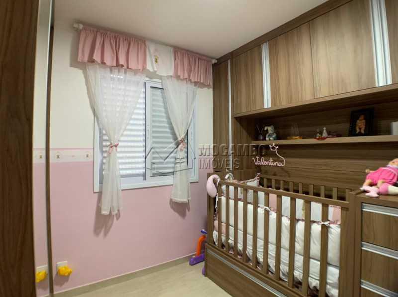 Dormitório  - Apartamento 2 quartos à venda Itatiba,SP - R$ 276.000 - FCAP21234 - 9