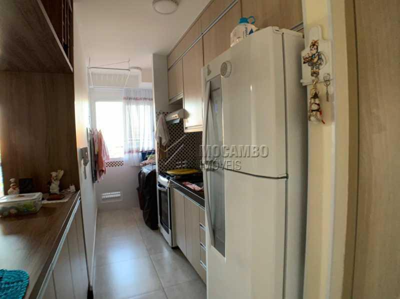 Cozinha - Apartamento 2 quartos à venda Itatiba,SP - R$ 276.000 - FCAP21234 - 5