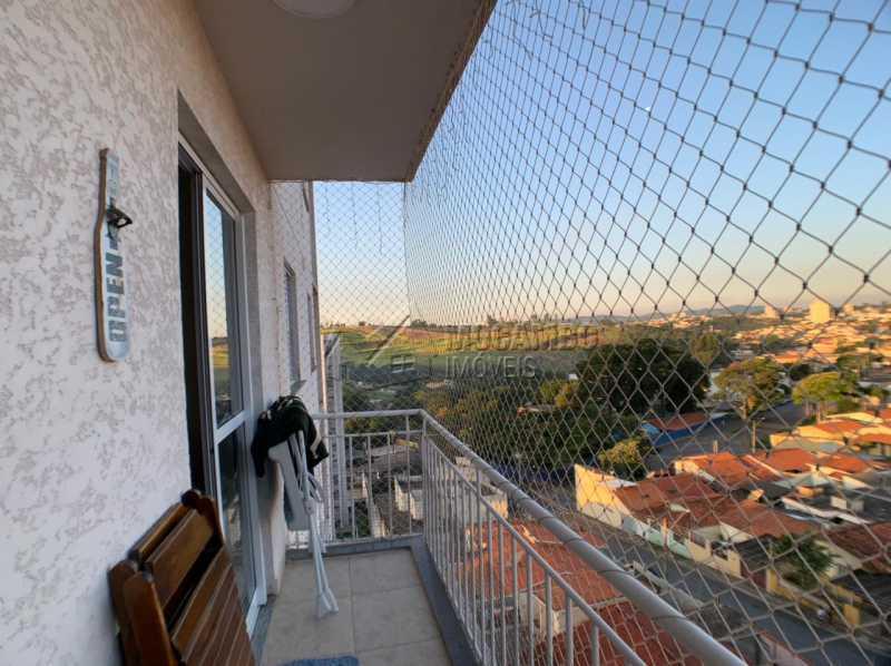 Varanda - Apartamento 2 quartos à venda Itatiba,SP - R$ 276.000 - FCAP21234 - 10