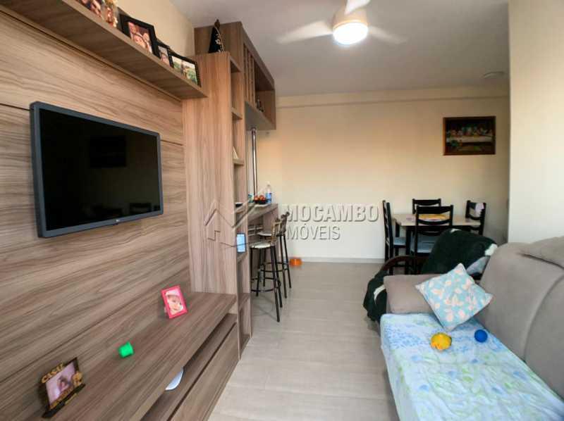 Sala  - Apartamento 2 quartos à venda Itatiba,SP - R$ 276.000 - FCAP21234 - 4