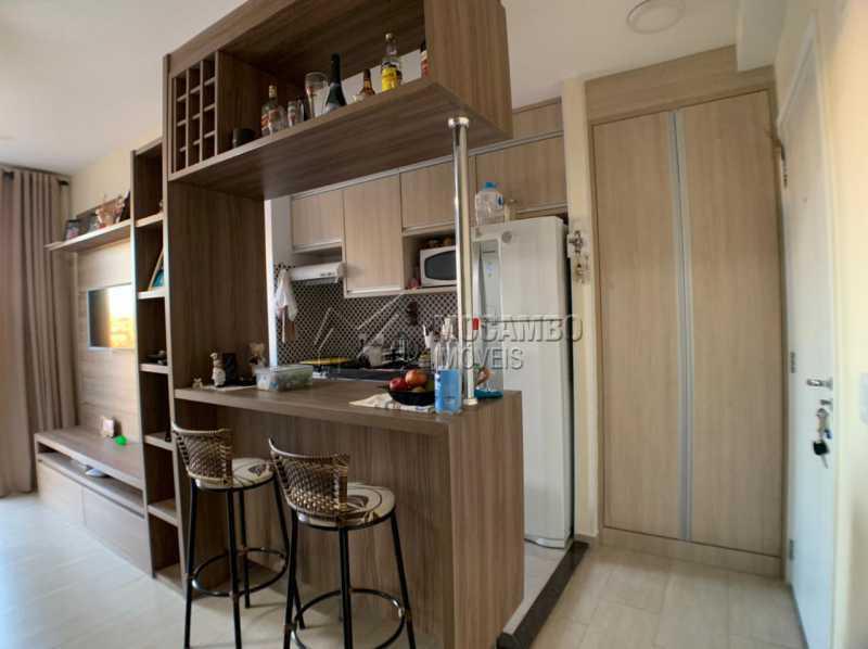 Sala  - Apartamento 2 quartos à venda Itatiba,SP - R$ 276.000 - FCAP21234 - 1
