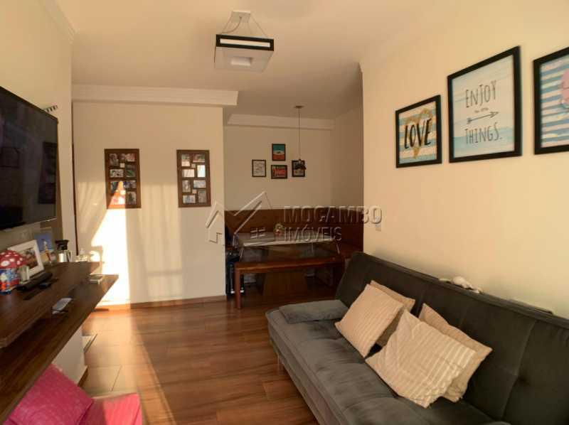 Sala  - Apartamento 2 quartos à venda Itatiba,SP - R$ 250.000 - FCAP21235 - 1