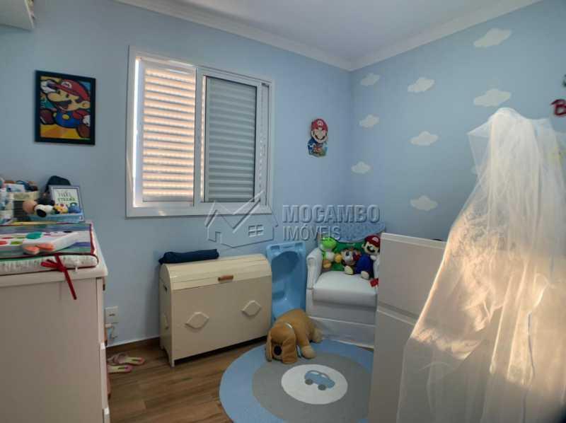 Dormitório  - Apartamento 2 quartos à venda Itatiba,SP - R$ 250.000 - FCAP21235 - 7