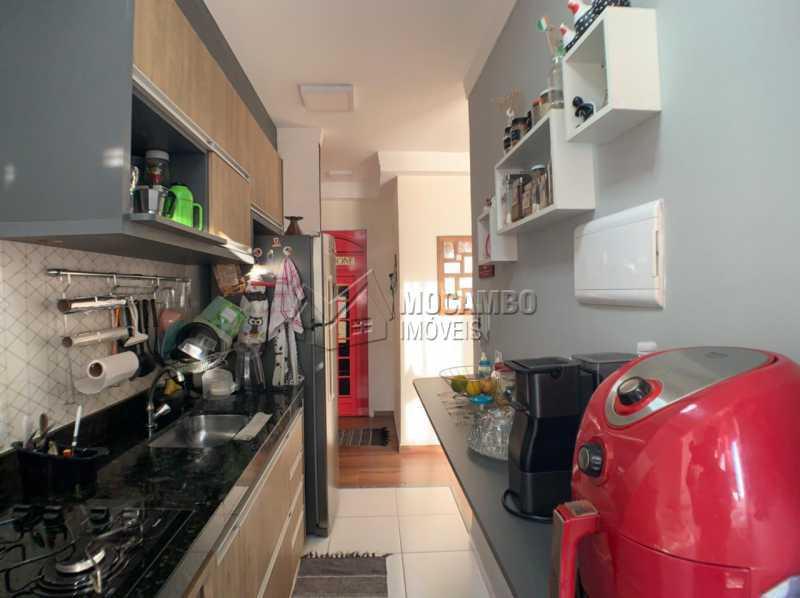 Cozinha - Apartamento 2 quartos à venda Itatiba,SP - R$ 250.000 - FCAP21235 - 4