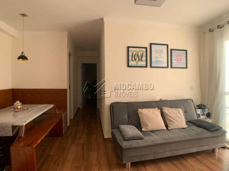 Sala  - Apartamento 2 quartos à venda Itatiba,SP - R$ 250.000 - FCAP21235 - 3