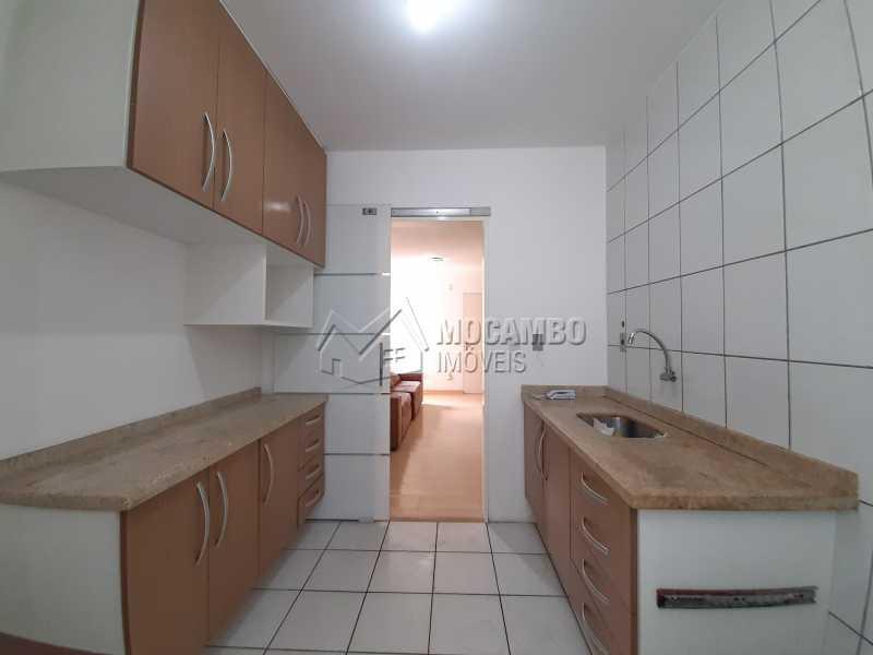 Cozinha - Apartamento 2 quartos à venda Itatiba,SP - R$ 179.000 - FCAP21236 - 5
