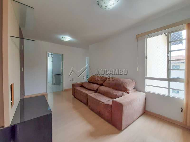Sala - Apartamento 2 quartos à venda Itatiba,SP - R$ 185.000 - FCAP21236 - 1