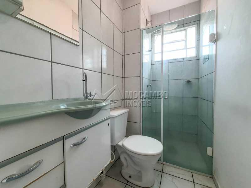 Banheiro - Apartamento 2 quartos à venda Itatiba,SP - R$ 185.000 - FCAP21236 - 7
