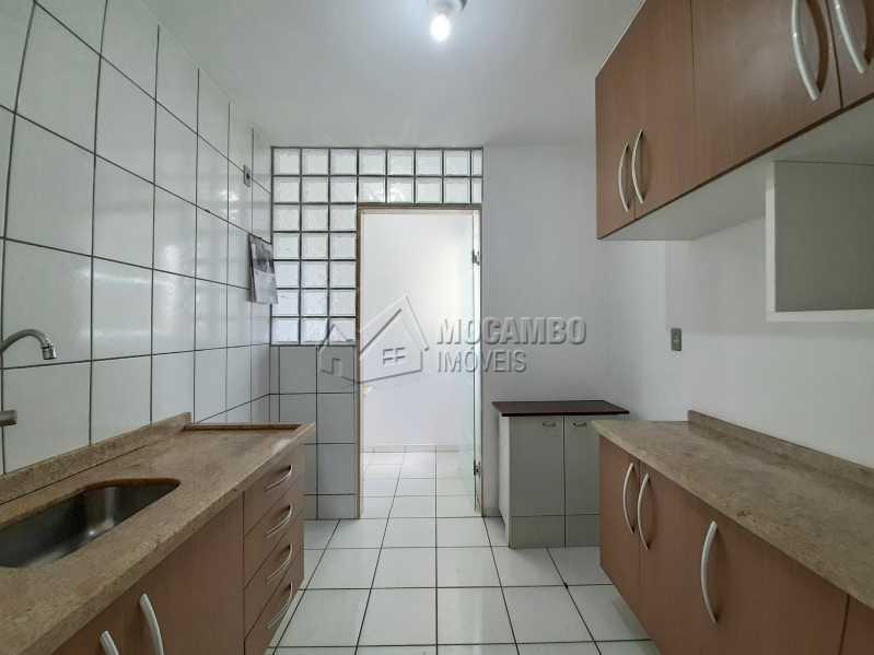 Cozinha - Apartamento 2 quartos à venda Itatiba,SP - R$ 185.000 - FCAP21236 - 4