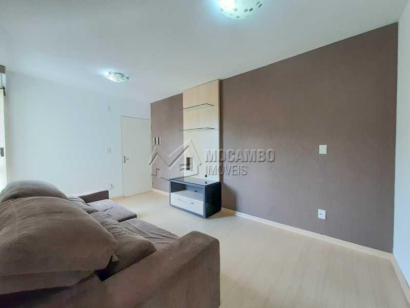 Sala - Apartamento 2 quartos à venda Itatiba,SP - R$ 185.000 - FCAP21236 - 3