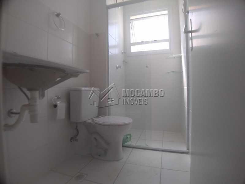 banheiro - Apartamento 2 quartos para alugar Itatiba,SP - R$ 1.400 - FCAP21237 - 14