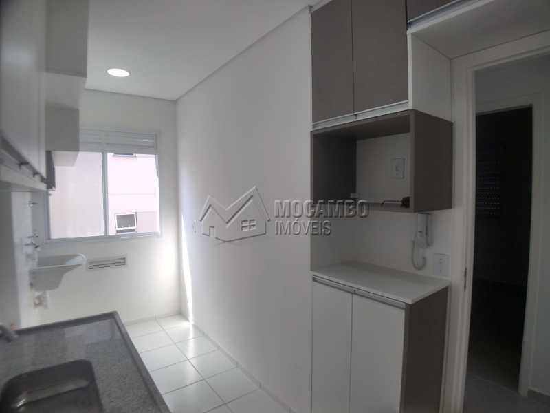 cozinha planejada - Apartamento 2 quartos para alugar Itatiba,SP - R$ 1.400 - FCAP21237 - 15