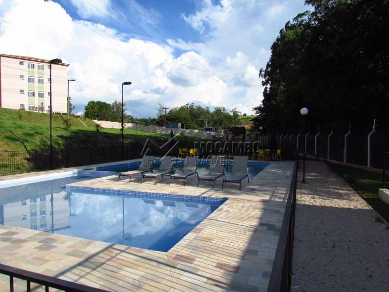 Piscina - Apartamento 2 quartos para alugar Itatiba,SP - R$ 1.400 - FCAP21237 - 7