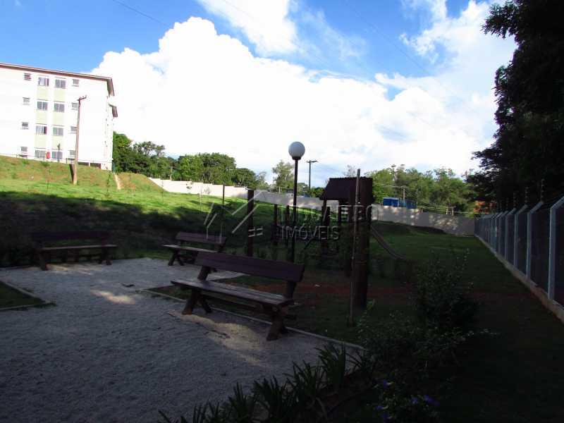 Playground - Apartamento 2 quartos para alugar Itatiba,SP - R$ 1.400 - FCAP21237 - 10