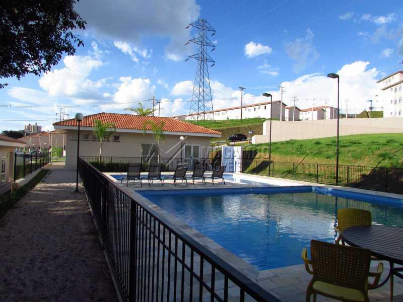 Piscina - Apartamento 2 quartos para alugar Itatiba,SP - R$ 1.400 - FCAP21237 - 8
