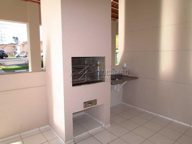 Churrasqueira - Apartamento 2 quartos para alugar Itatiba,SP - R$ 1.400 - FCAP21237 - 6