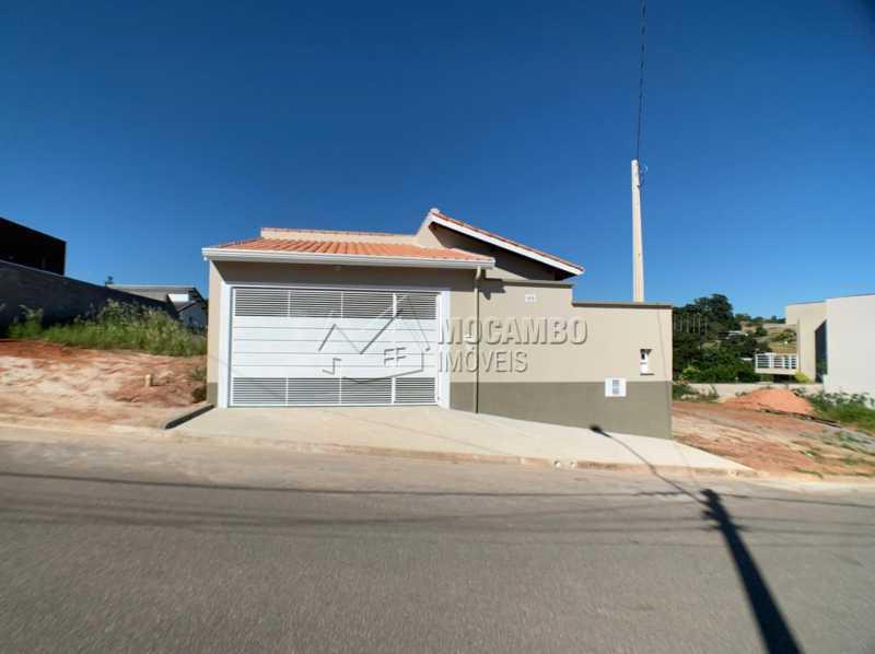 Fachada - Casa 3 quartos à venda Itatiba,SP - R$ 390.000 - FCCA31441 - 12
